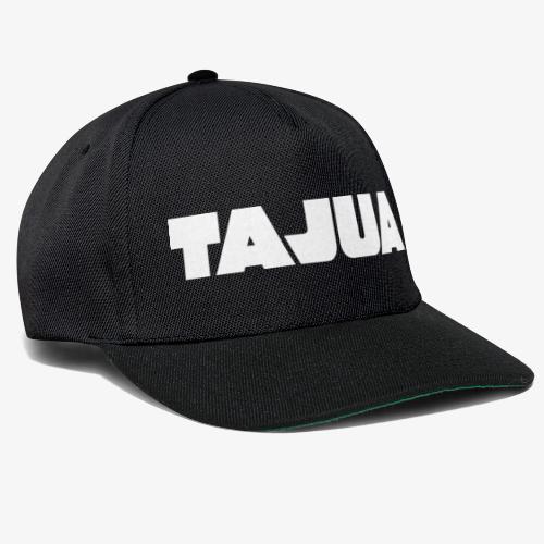 TAJUA 2021 valkoinen - Snapback Cap