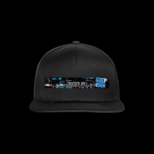 Trucker Jay - Snapback Cap