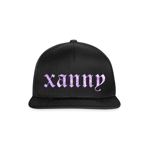 xannyonlybig1light png - Snapback Cap