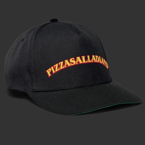 Pizzasalladland huvudbonader - Snapbackkeps