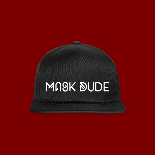 Mask Dude - Snapback Cap