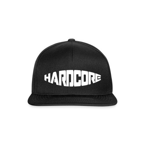 hardcore01 - Casquette snapback