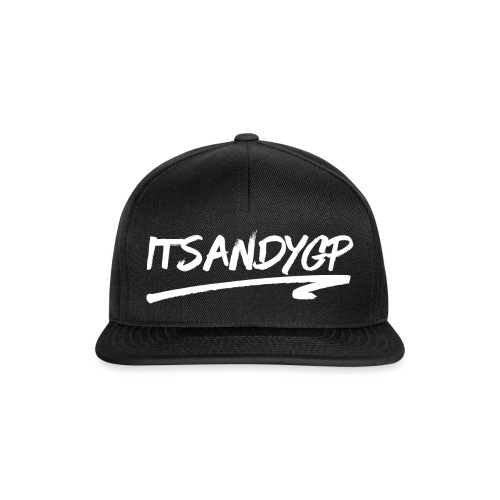 Official ItsAndyGP Logo - Snapback Cap