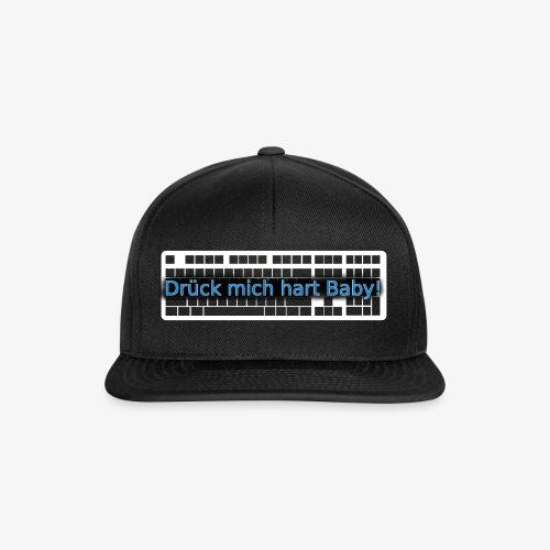 Drück mich hart Baby! [Premium] - Snapback Cap