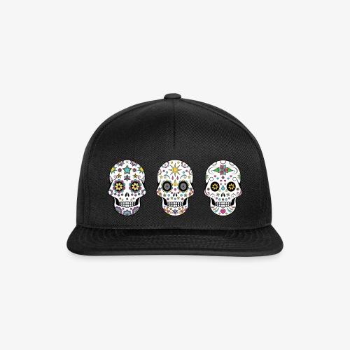 Sugar Skulls - Snapback Cap