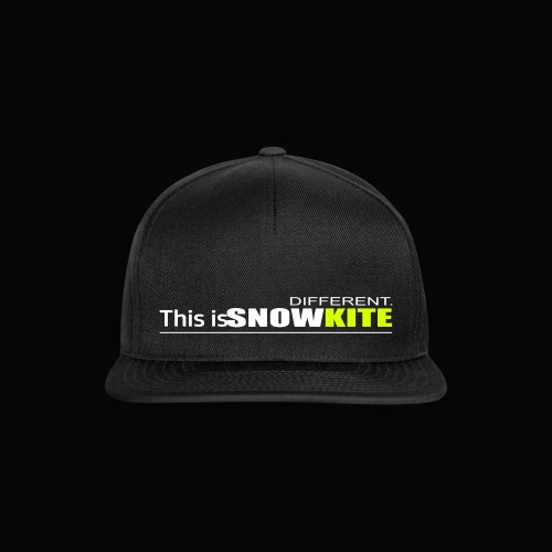 this is snowkite - Casquette snapback