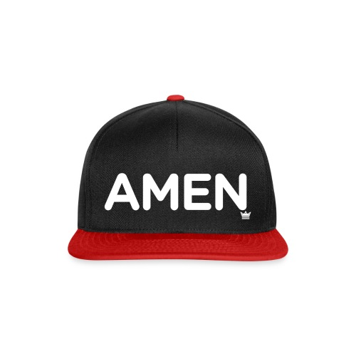 logo 1 png - Casquette snapback