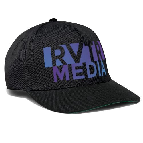 RVTR media NEW Design - Snapback Cap