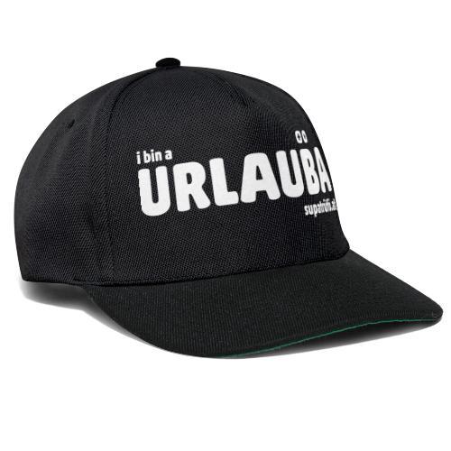 SUPATRÜFÖ URLAUBA - Snapback Cap