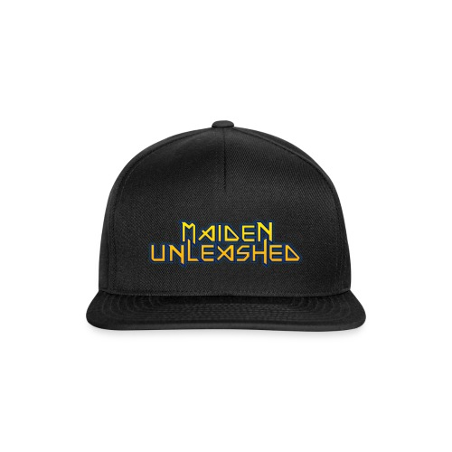 Maiden Unleashed - Snapback Cap
