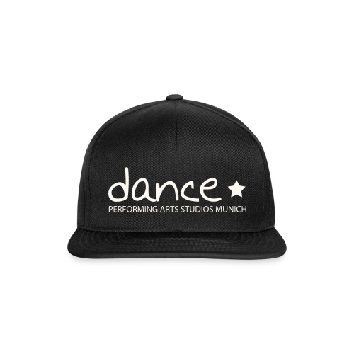 Dance *weiß* - Snapback Cap