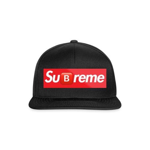 Subreme - Snapback Cap