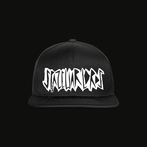 SpazeWarlords Logo - Snapback Cap
