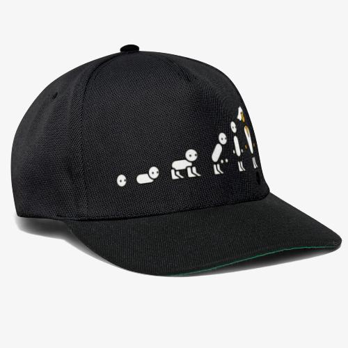 Evolution simple - Snapback Cap