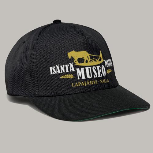 Museon retrologo - Snapback Cap