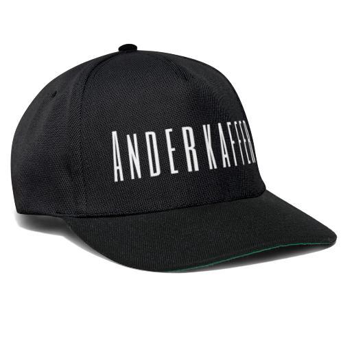 Anderkaffer fan-stuff Dark - Snapback cap