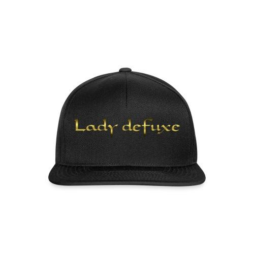Lady defuxe - Snapback Cap