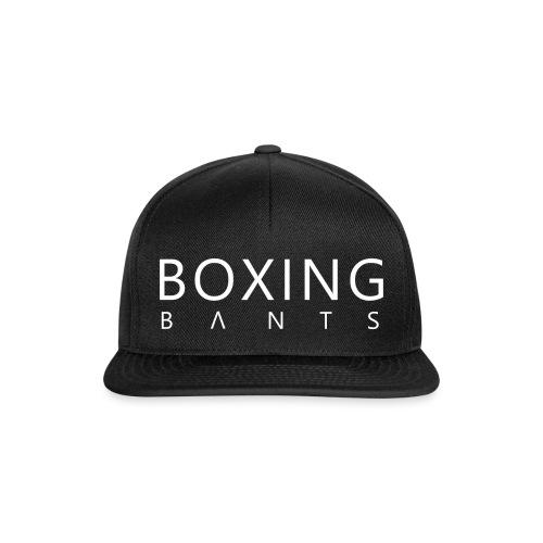 Boxing Bants - Snapback Cap