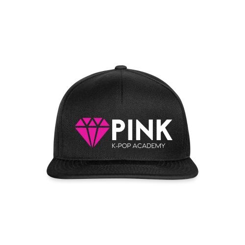 Pink K-Pop Acadmey - Snapback Cap