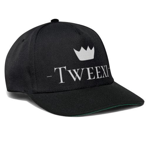 Tweexi logo - Snapbackkeps