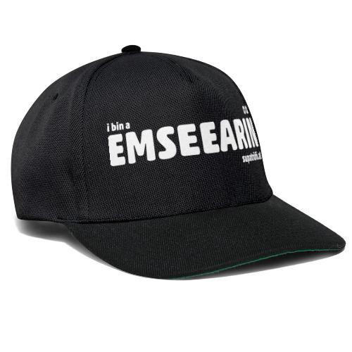supatrüfö EMSEEARIN - Snapback Cap