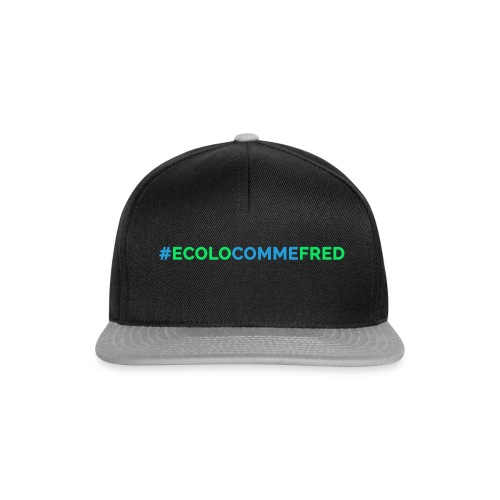ecolocommefred - Casquette snapback