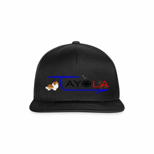 Tayola Black - Casquette snapback