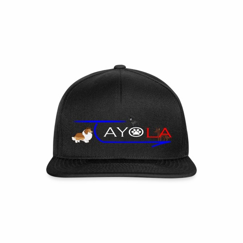 Tayola White - Casquette snapback