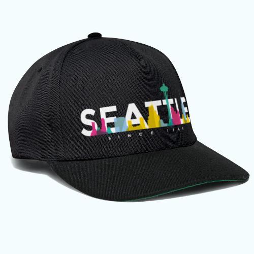 Seattle - Snapback Cap