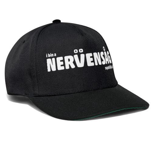 supatrüfö nervensag - Snapback Cap