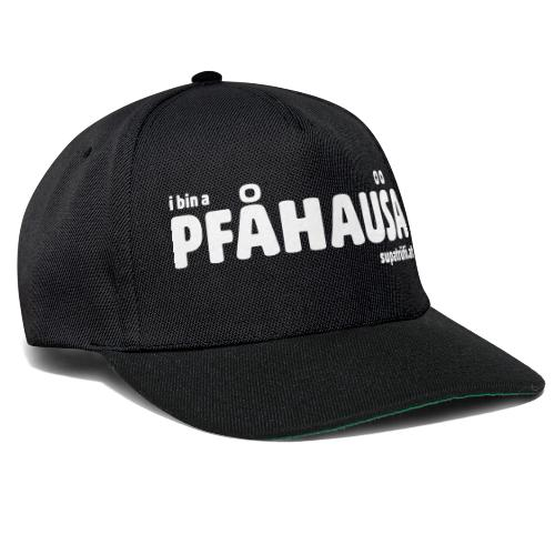 supatrüfö PFAUHAUSA - Snapback Cap