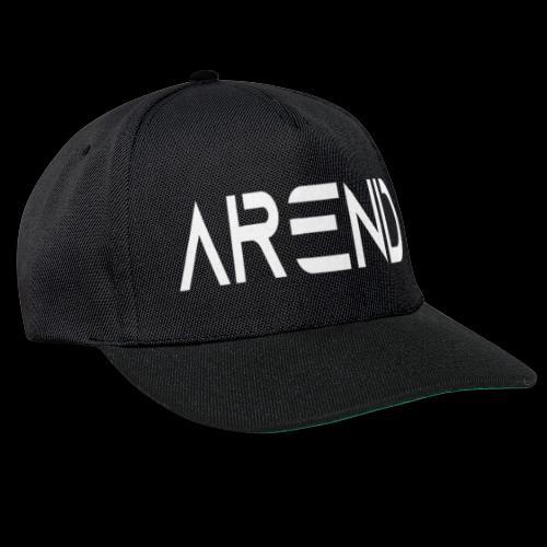 AREND - Snapback Cap