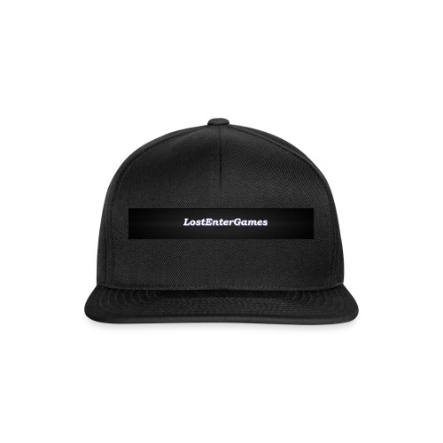 The Lost Merch - Snapback Cap