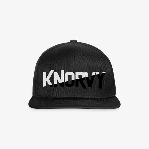 KNORVY - Snapback cap