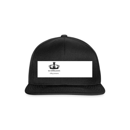 william - Snapback Cap