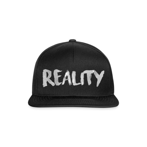 Reality - Casquette snapback