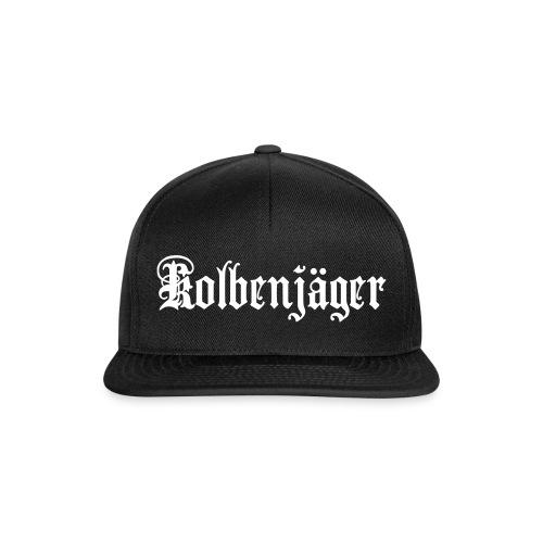 Schrift Mützen - Snapback Cap