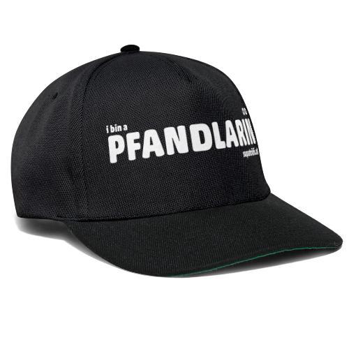 SUPATRÜFÖ PFANDLARIN - Snapback Cap