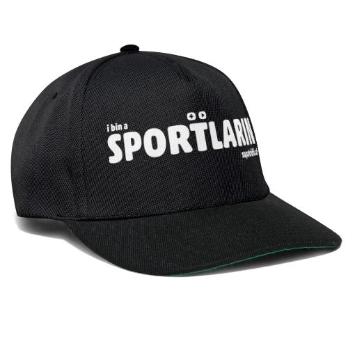 i bin a supatrüfö sportlarin - Snapback Cap
