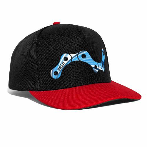 Velo Bleu - Snapback cap