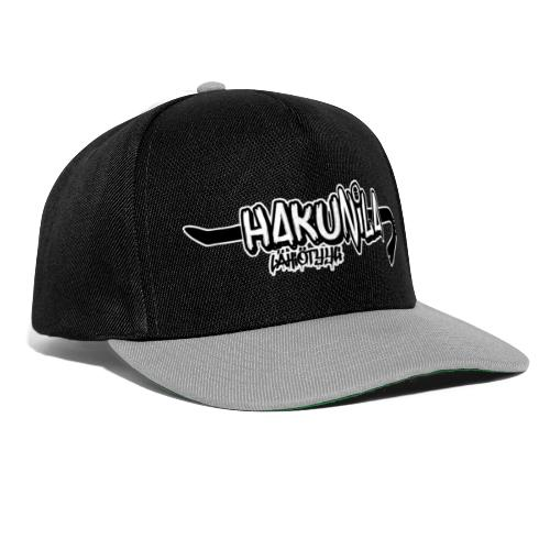 Hakunila lähiötyyli - Snapback Cap