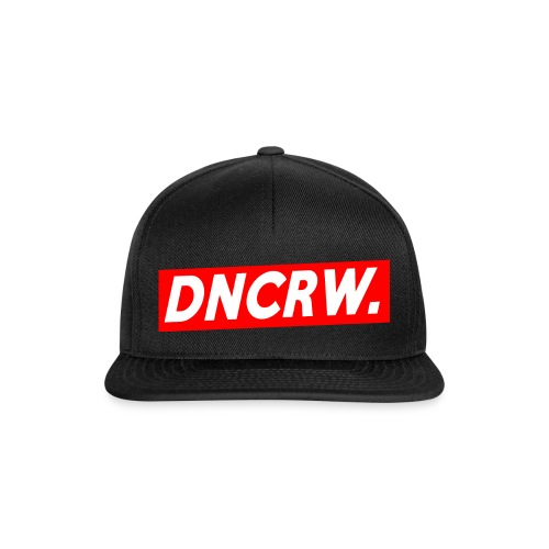 DNCRW png - Snapback Cap