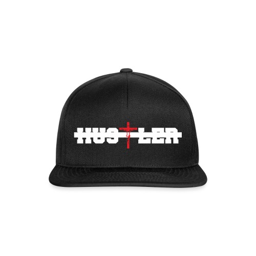 Hustler Magna png - Snapback Cap