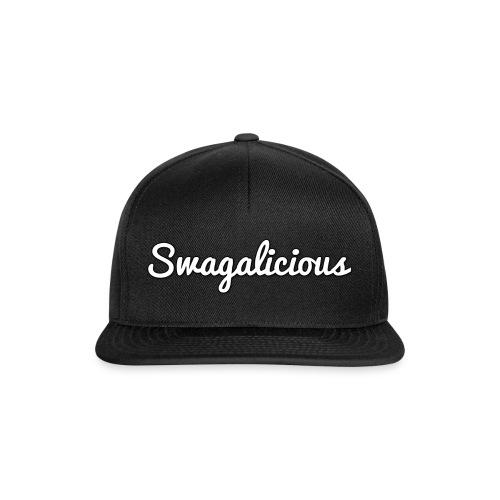 swagalicious png - Snapback Cap