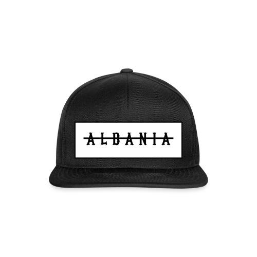 ALBANIA W png - Snapback Cap