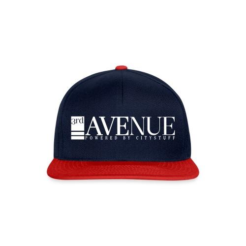 3ave - Snapback Cap