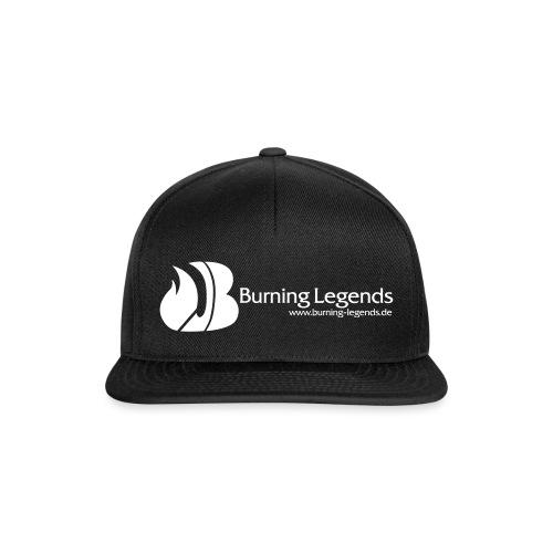 BL+URL - Logo left - Snapback Cap