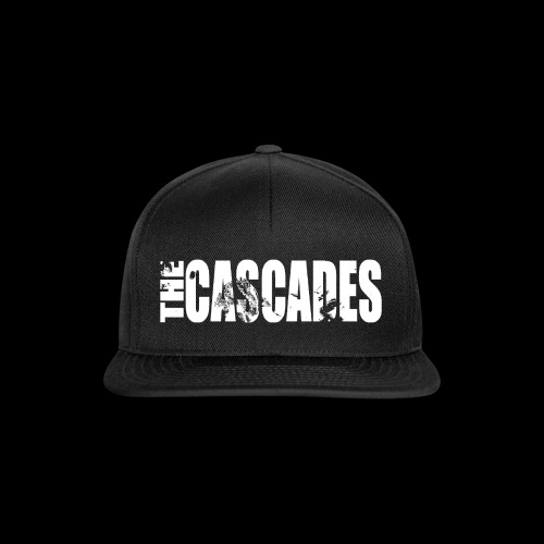 The Cascades Lettering - Snapback Cap