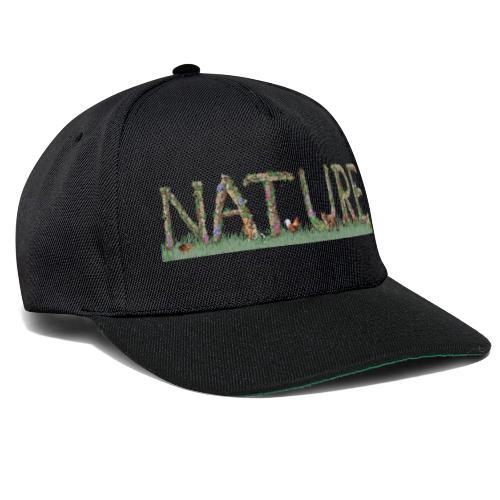 Natur - Snapback Cap