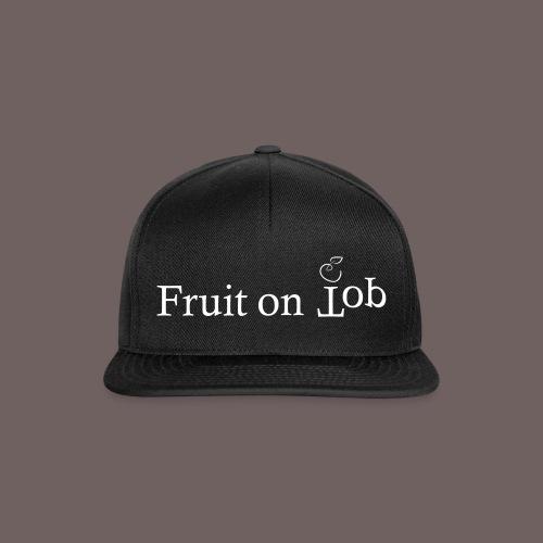 GBIGBO zjebeezjeboo - Fleur - Fruit [FlexPrint] - Casquette snapback